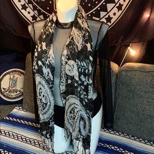 New rave scarf pashmina